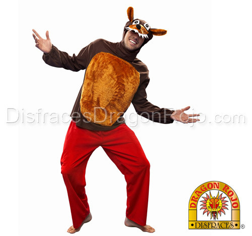 Disfrases de lobo feroz imagui for Disfraz de lobo feroz
