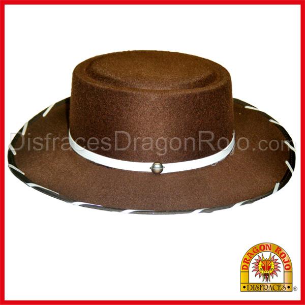 5317290bf9c2e Sombrero del Vaquero Woody (Toy Story) - Sombreros   Gorros